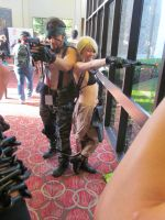 A-Kon '14 - Metal Gear Solid 1 by TexConChaser