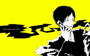 DRRR!! Izaya Orihara by DragonOlong