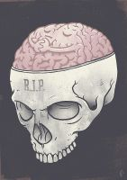 BRAIN DEAD by dzeri