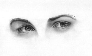 Grace Kelly eyes by lady-hamilton