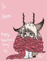 Valentine Vhi by TeacupChimera