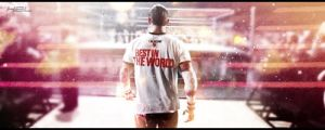 CM Punk - Best In The World Signature by thegame95