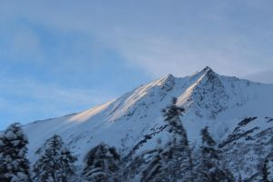 Alaska Mountains 9 by xdancingintherain