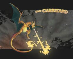 Charizard by Firequill