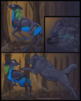 The Wild Hunt Page 3 by sighthoundlady