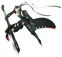 Persona 4 The Animation Izanagi by Izanagi-0XXI