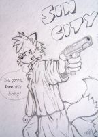 Sin City with Tails by TomfromHun