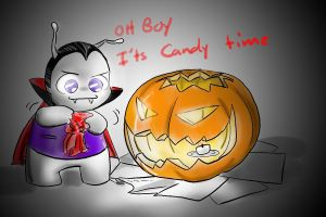 Can't Wait for candy by MountainChubby