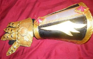 judgement glove finished by Toboe