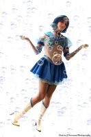 Mercury Bubbles by LiliMortal