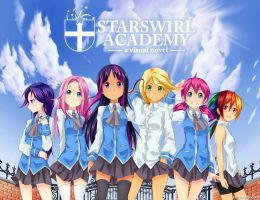Starswirl Academy Lineup by Bloo-Ocean