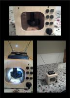 Model Television /w controller inside by TheAmazingNoodle
