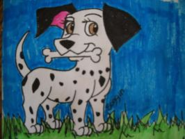Disney's Jewel. 101 Dalmatians by Boggin