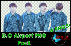 D.O Airport PNG Pack by HanaBell1