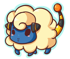 REQUEST: Mareep  c: by Skroalla