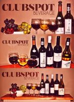 ClubSpot Beverage Photoshoot by GrahamPhisherDotCom