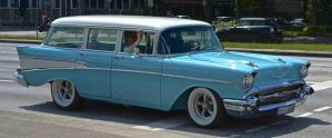 '57 Chevy Two-Ten Townsman by cmdpirxII
