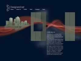 Web Interface for Interior Dec by graphican