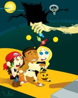 Trick or Scream by WarBrown