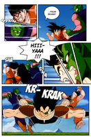 DragonBall Z Abridged: The Manga - Page 057 by penniavaswen