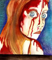 CARRIE WHITE by niregogo