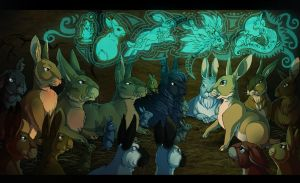 Watership Down - Tales by LadyFiszi