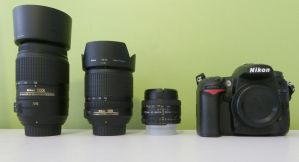 My new equipment by Shutter-Shooter