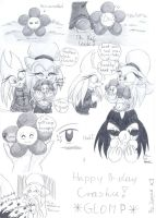 .:Happy birthday Crashu:. by Juana-the-Hedchinda
