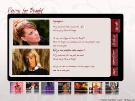 Passion For Beauty lay out 2.2 by madzkilz
