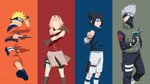 Squad 7 (Naruto) by Klikster
