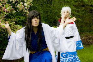 Gintama in one picture by visuvampy