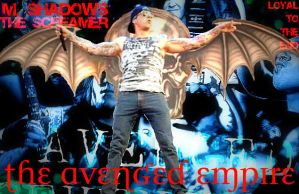 M. Shadows + A7x - final by Synyster-Sam
