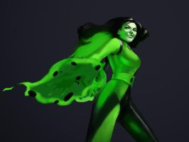 Shego by malome