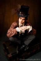 A Mad Hatter by CostumeSalon
