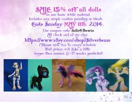 Doll Sale by silverbeam