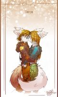 .:snOw_kiSs:. by Hatokad