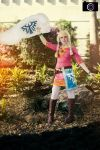 Skyward Sword Hylia by TitanesqueCosplay