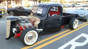 '37 Ford Pickup by hankypanky68