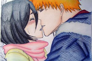 Kiss her color by ichiruki5