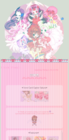 Card Captor Sakura Journal Skin by Bombii-Z