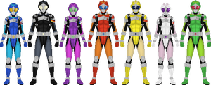 Elite Covert Strike Rangers by Taiko554