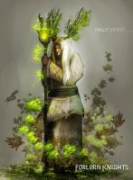 Forest Spirit by Brollonks