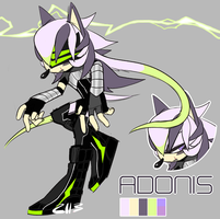 adonis concept by ZII3