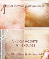 V-Day Papers by AFineWar