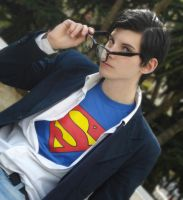 Clark Cosplay by Diglettcosplay