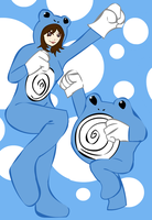 If I was A Poliwhirl by MiccyChan