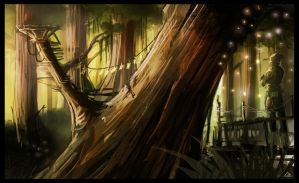 speed forest by jamga