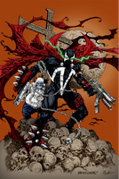 Spawn - Color by TigerK0690