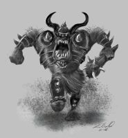 Orc by digistyle