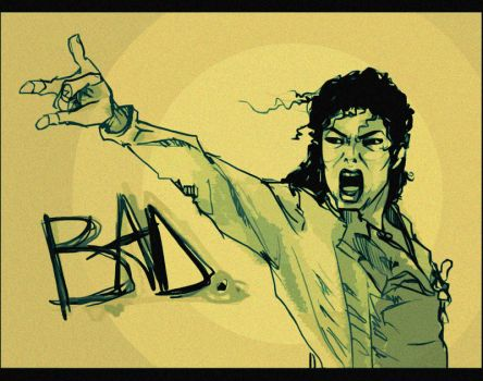 M. Jackson Tribute by andrahilde